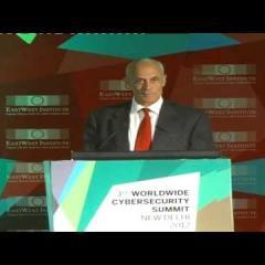 Cybersummit 2012: Michael Chertoff Keynote