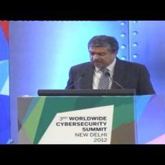 Cybersummit 2012: Nandan Nilekani Keynote