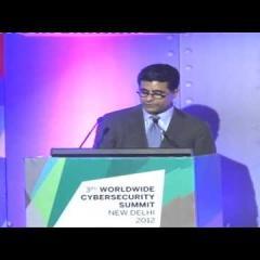 Cybersummit 2012: Punit Renjen (Chairman of the Board, Deloitte) Keynote